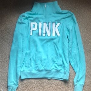 Victoria Secret Quarter Zip